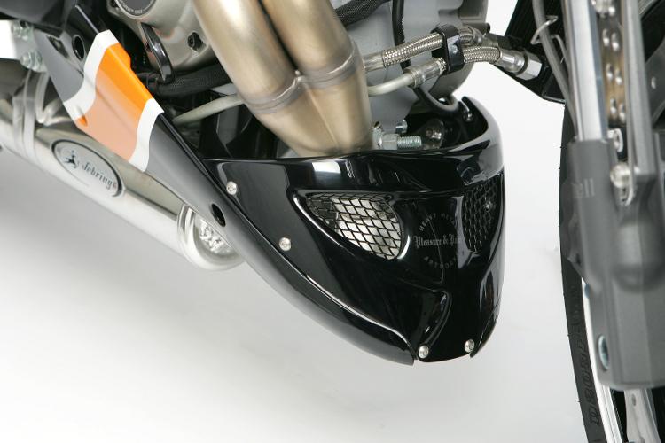 Bildergalerie Umbau Buell Xb Lightning Firebolt 1125 R Cr